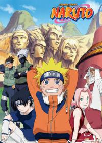 Naruto นารูโตะ นินจาจอมคาถา ตอนที่ 1-220 พากย์ไทย (จบ)
