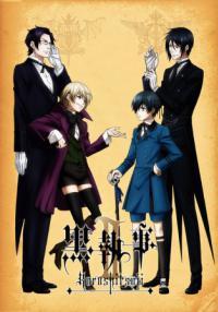Kuroshitsuji (Black Butler II) คนลึกไขปริศนาลับ ภาค 2 ตอนที่ 1-12+OVA พากย์ไทย (จบ)