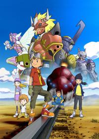 Digimon Frontier ดิจิมอนฟรอนเทียร์ ตอนที่ 1-50 พากย์ไทย (จบ)