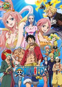 One Piece วันพีช ซีซั่น 20 รีเวอรี่ ประชุมสภาโลก ตอนที่ 878-898 ซับไทย (ยังไม่จบ)
