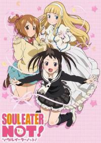 Soul Eater Not! โซลอีทเตอร์ น็อต! ตอนที่ 1-12 ซับไทย (จบ)