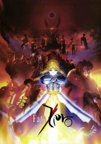 Fate:Zero เฟทซีโร่ ปฐมบทสงครามจอกศักดิ์สิทธิ์ ตอนที่ 1-25 พากย์ไทย (จบ)
