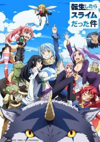 Tensei shitara Slime Datta Ken ตอนที่ 1-25+OVA ซับไทย (จบ)