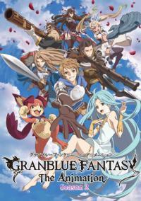 Granblue Fantasy The Animation Season 2 ตอนที่ 1-12+SP ซับไทย (จบ)