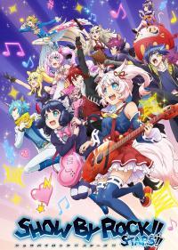 Show by Rock!! Stars!! สาวเล่นร็อค ภาค 4 ตอนที่ 1-2 ซับไทย (ยังไม่จบ)
