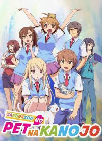 Sakura-sou no Pet na Kanojo ซากุระโซว หอพักสร้างฝัน ตอนที่ 1-24+OVA พากย์ไทย (จบ)