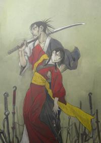 Mugen no Juunin: Immortal ตอนที่ 1-11 ซับไทย (ยังไม่จบ)